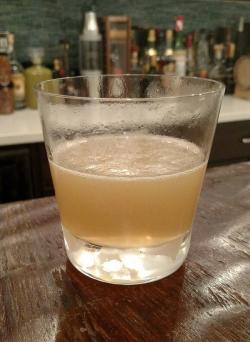 Bourbon Triple Sour