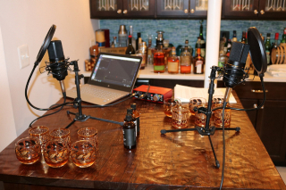Modern Bar Cart podcast 2