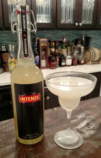 Intense Ginger Margarita